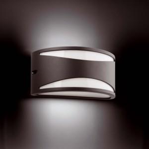 BONN-2 Lampe applique gris foncé