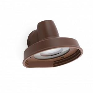 BRONX Lampe applique marron