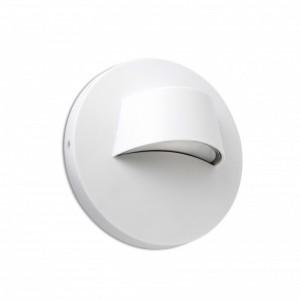 BROW LED Lampe applique blanche