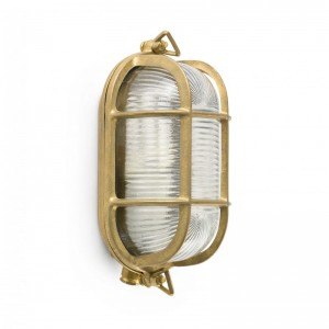 CABO Lampe applique en laiton
