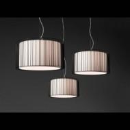 LINDA Lampe suspension noir