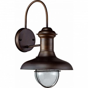 ESTORIL-P Lampe applique rouille