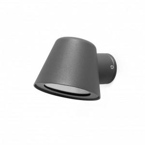 GINA Lampe applique gris foncé
