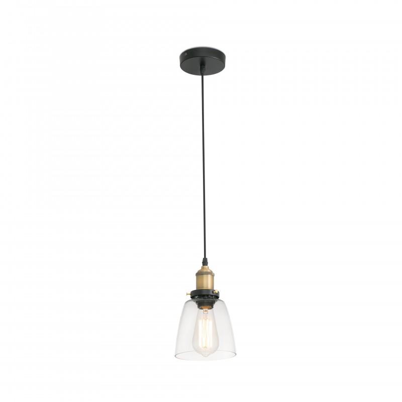 LIZ-2 Lampe suspension transparent