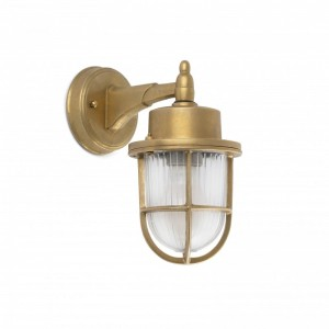 NAHIR Lampe applique laiton