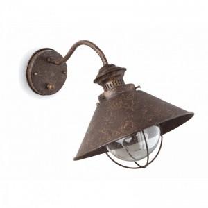 NÁUTICA Lampe applique rouille 260diam