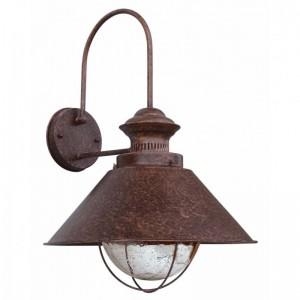 NÁUTICA-P Lampe applique rouille
