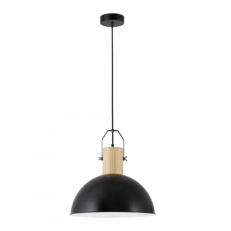 MARGOT Lampe suspension noire