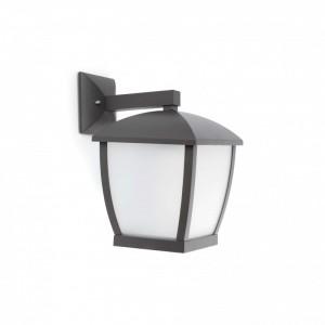 WILMA Lampe applique gris foncé
