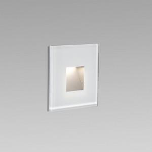 DART-1 LED Lampe encastrable blanc