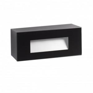 DART-2 LED Lampe encastrable noire