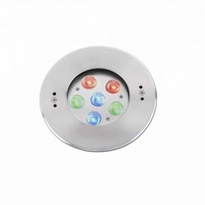 EDEL LED Lampe encastrable RGB gris