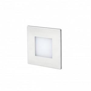FROL LED Lampe encastrable nickel mat