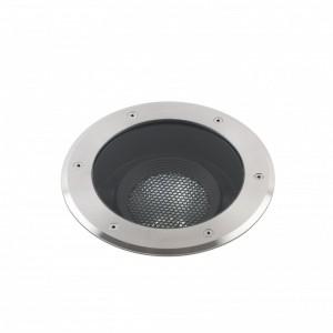 GEISER LED lampe encastrable orientable gris 32W