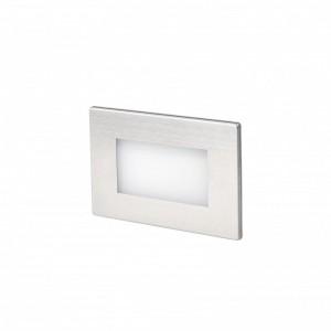 GRON LED Lampe encastrable nickel mat