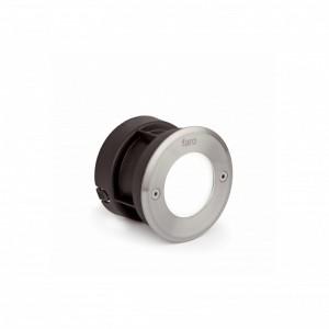 LED-18 Lampe encastrable ronde inox 3000K