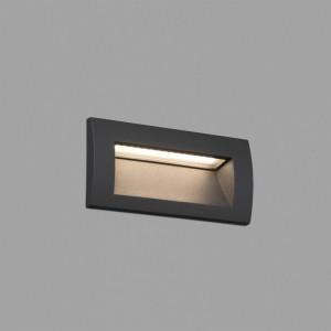 SEDNA-2 LED Lampe encastrable gris foncé