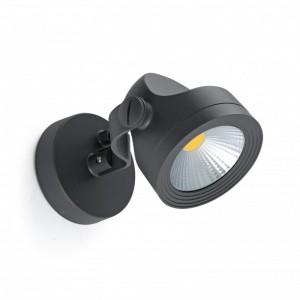 ALFA LED Lampe projecteur gris foncé 4000K