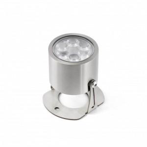 KEW LED Lampe projecteur inox