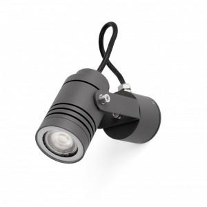 LIT Lampe projecteur gris foncé