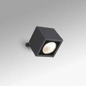 OKO Lampe projecteur gris foncé