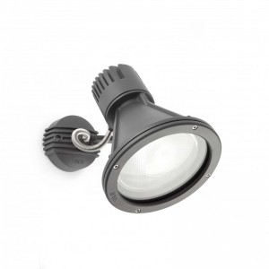 PROJECT Lampe projecteur gris foncé