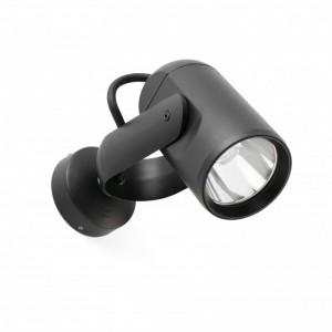 SLOT-1 Lampe projecteur noire