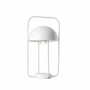 JELLYFISH LED Lampe portable blanche