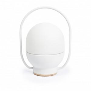 TAKE AWAY LED Lampe portable blanche