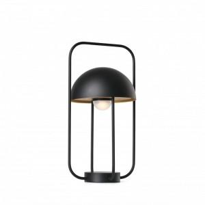 JELLYFISH LED Lampe portable noir et or