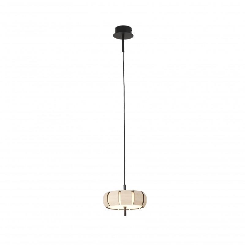 MINI PHILL LED Lampe suspension bois