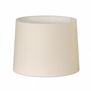 Abat-jour en textile beige ø400×300