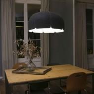 MUTE LED Lampe suspension gris foncé dimmable 4000K