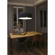 MUTE LED Lampe suspension gris foncé