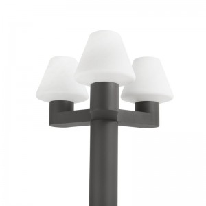 Structure lampadaire para muffin