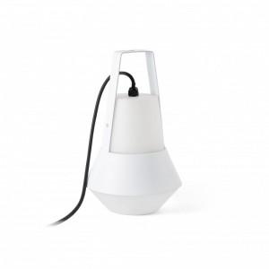 CAT Lampe portable blanche