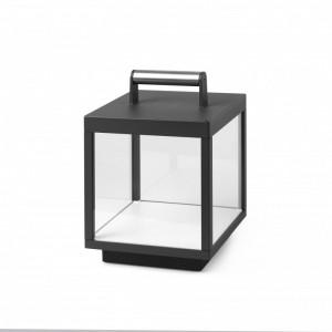 KERALA LED Lampe portable gris foncé