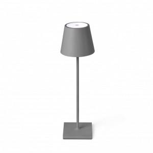 TOC LED Lampe portable gris