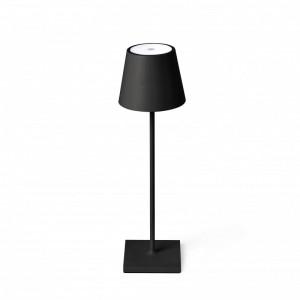 TOC LED Lampe portable noire