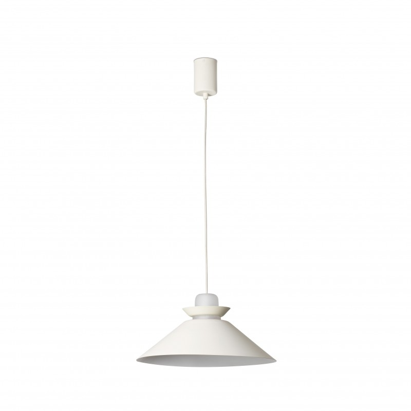 NAOS Lampe suspension beige Ø400