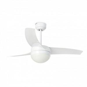 EASY Ventilateur de plafond blanc