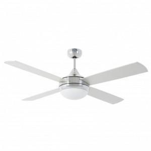 ICARIA Ventilateur de plafond aluminium