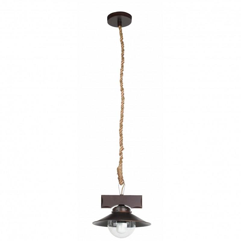 NUDOS Lampe suspension rouille1L