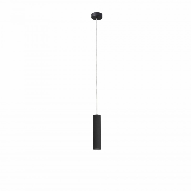 ORA LED Lampe suspension noir