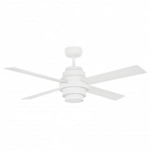 DISC FAN LED Ventilateur de plafond blanc avec moteur DC