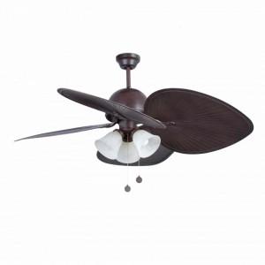 CUBA Ventilateur de plafond marron