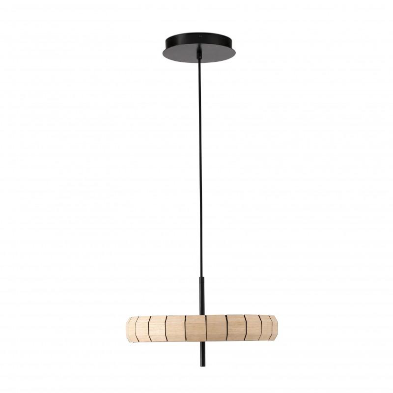 PHILL LED Lampe suspension bois
