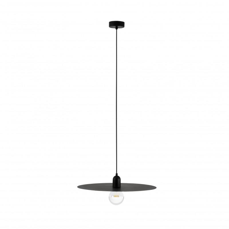 PLAT Lampe applique noire