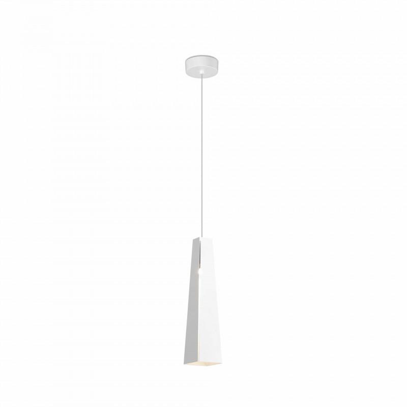PLUMA LED Lampe suspension blanche