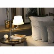 ETERNA Structure lampe de table chrome